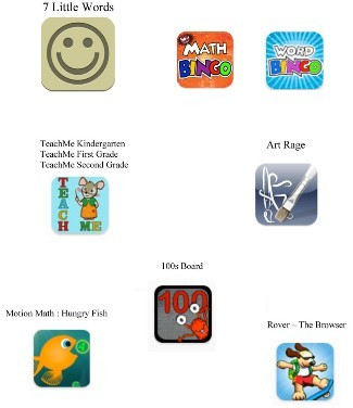 iPad Apps - page 1